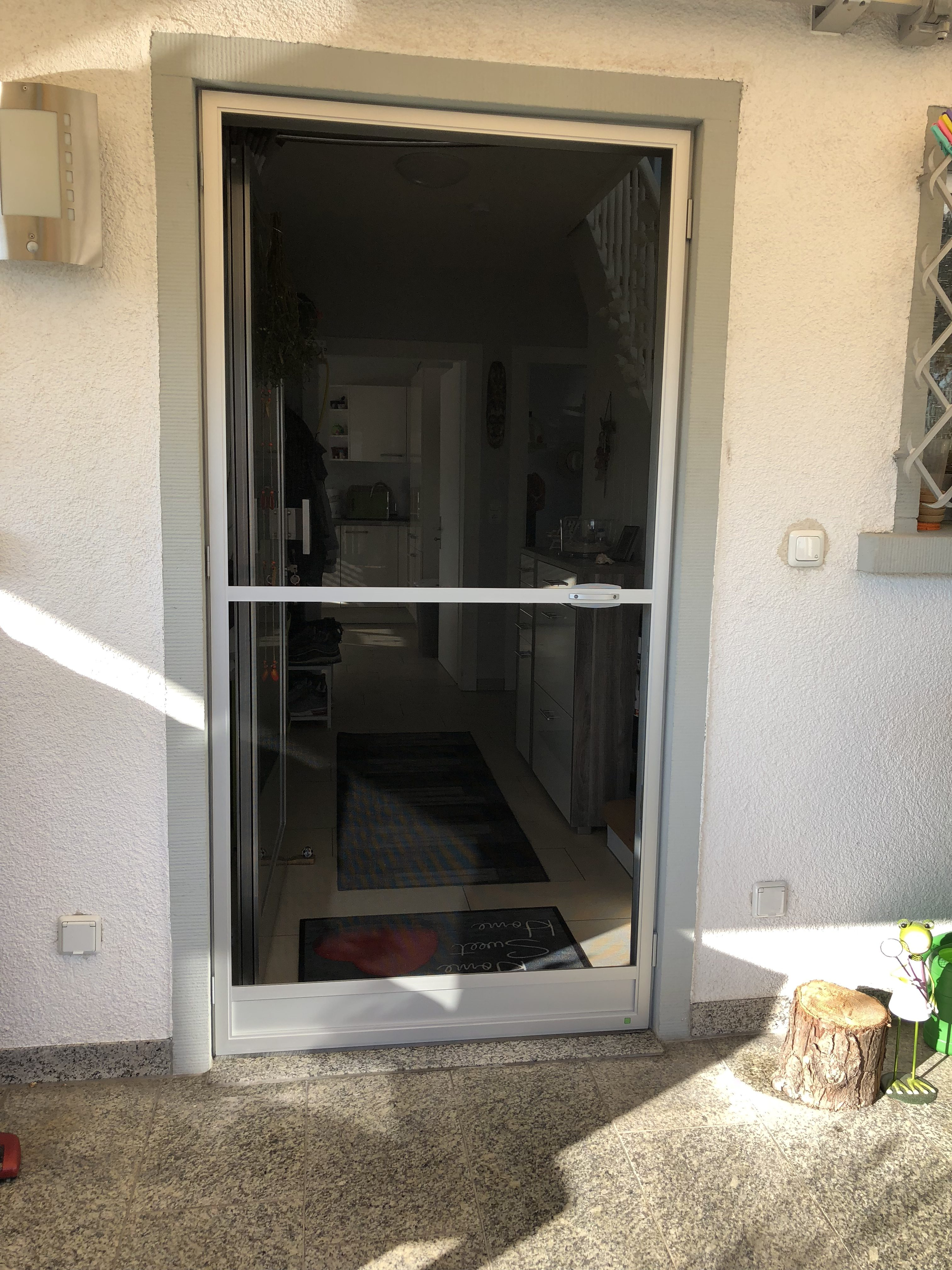 Insektenschutz für Türen